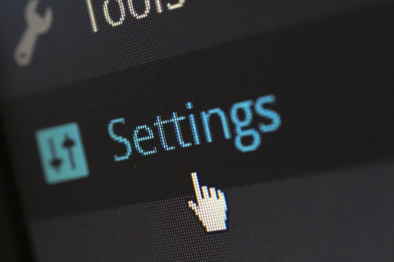 meine plattform settings #1