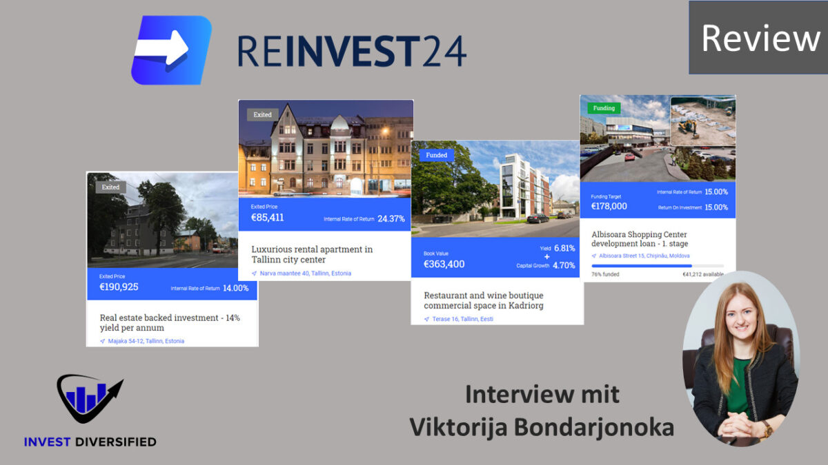ReInvest24 – Erstes Review und Interview