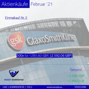 aktienkäufe im februar 2021